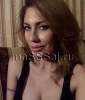 Алена, массажистка 41 год