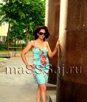Стелла, массажистка 41 год