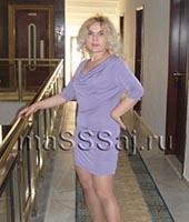 Нелли, массажистка 41 год