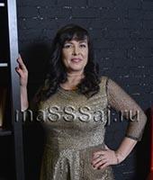 Аля, массажистка 41 год