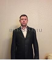 Роман, массажист 36 лет