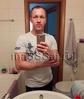 Алексей, массажист 37 лет