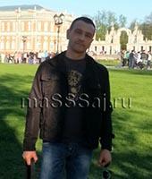 Сергей, массажист 39 лет