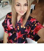 Лейсан, массажистка 32 года
