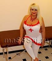 Алла, массажистка 42 года