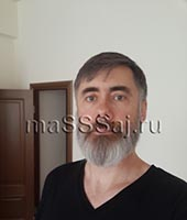 Андрей, массажист 53 года