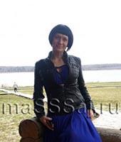 Ольга, массажистка 33 года