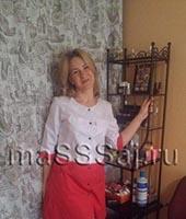 Евгения, массажистка 43 года