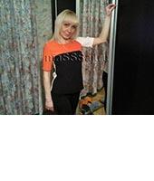 Татьяна, массажистка 43 года