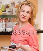 Женя, массажистка 43 года