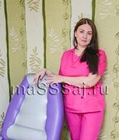 Ольга, массажистка 43 года