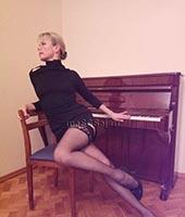 Света, массажистка 45 лет