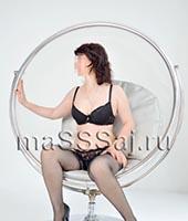 Тая, массажистка 44 года
