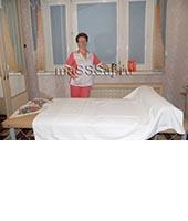 Светлана, массажистка 44 года