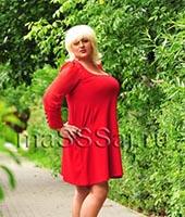 Лера, массажистка 45 лет