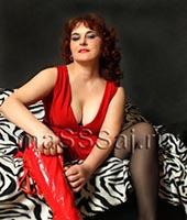 Валентина, массажистка 46 лет