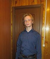 Константин, массажист 27 лет