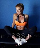 Наташа, массажистка 46 лет