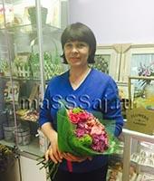 Екатерина, массажистка 51 год