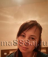 Светлана, массажистка 50 лет
