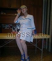 Инна, массажистка 55 лет