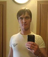 Александр, массажист 28 лет