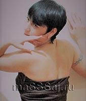 натали, массажистка 34 года