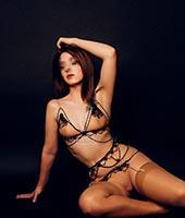 Диана, массажистка 23 года