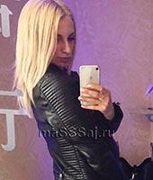 Олеся, массажистка 23 года