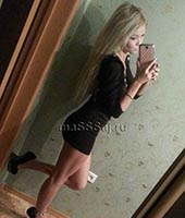 Леся, массажистка 30 лет