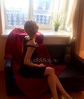Лера, массажистка 28 лет