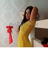 Катенька, массажистка 27 лет