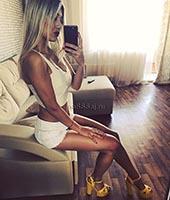 Оксана Большакова, массажистка 28 лет