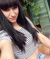 Света, массажистка 25 лет