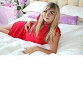 Кристина, массажистка 30 лет