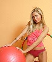 Каролина, массажистка 29 лет