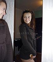 Зинаида, массажистка 30 лет