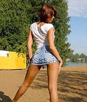 Люба, массажистка 35 лет