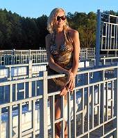 Натали, массажистка 30 лет