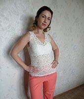 Ирина, массажистка 30 лет