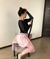 Василиса, массажистка 28 лет
