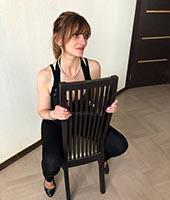 Мари, массажистка 45 лет