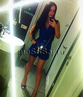 Алёна, массажистка 35 лет