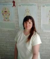 Екатерина, массажистка 40 лет