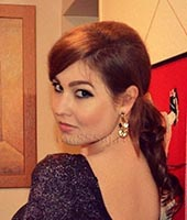 Маргарита, массажистка 28 лет