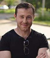 Роман, массажист 37 лет