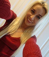 Алена, массажистка 30 лет