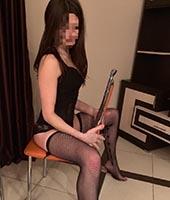 КИРА, массажистка 26 лет
