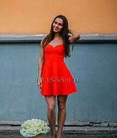 Вика, массажистка 24 года