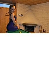 Вероника, массажистка 27 лет